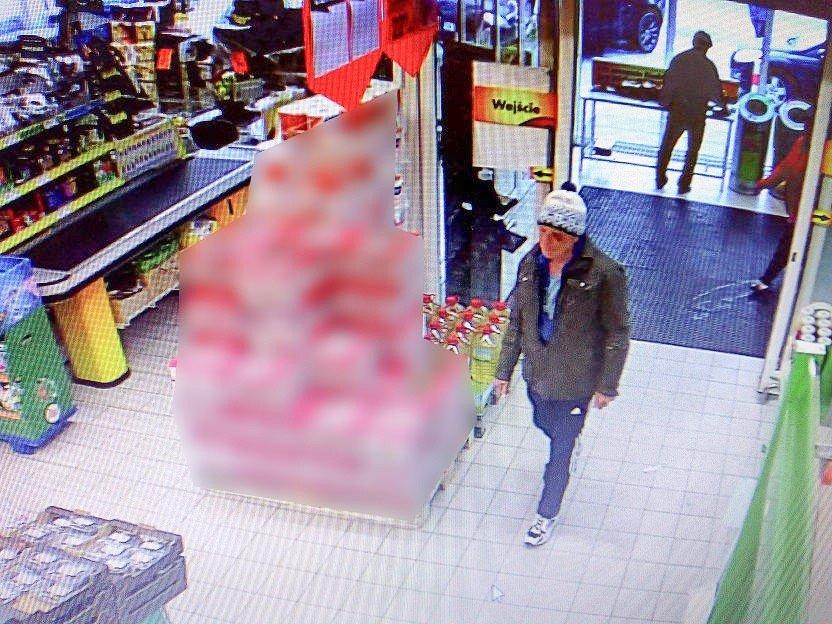 Podejrzany