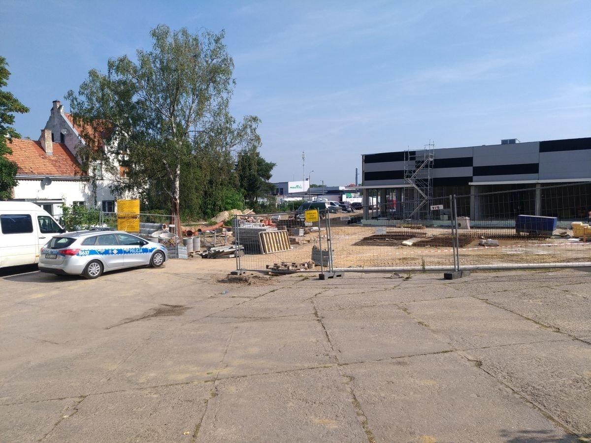 Kolejne niewybuchy na budowie parku handlowego