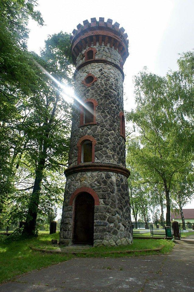 Wieża w Nowogrodźcu