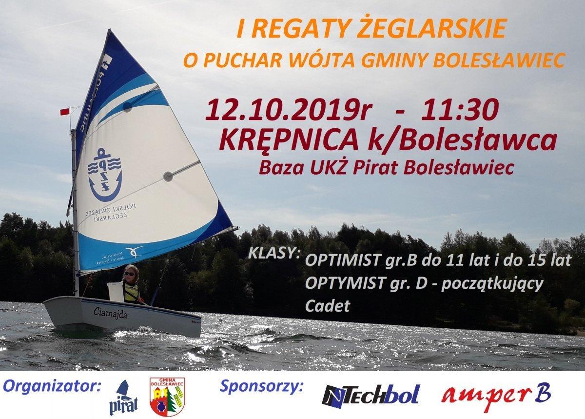 Regaty o Puchar Wójta Gminy Bolesławiec