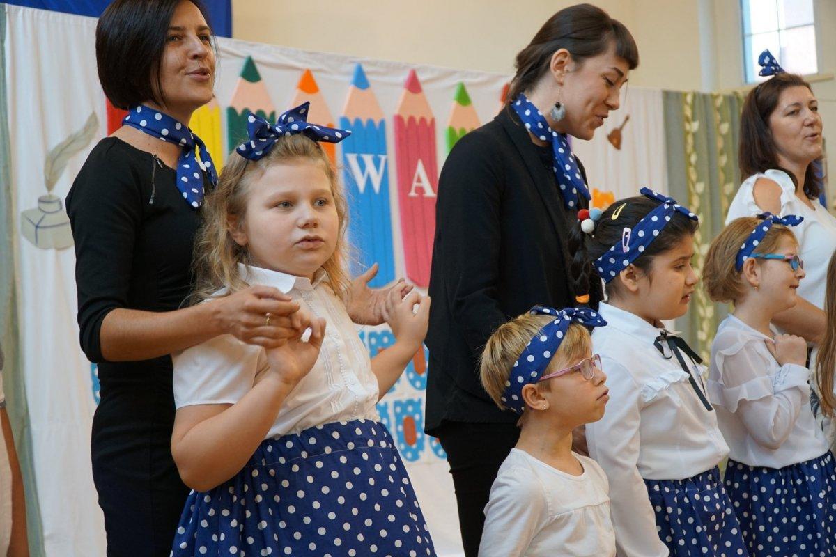 Święto nauczycieli i dzieci