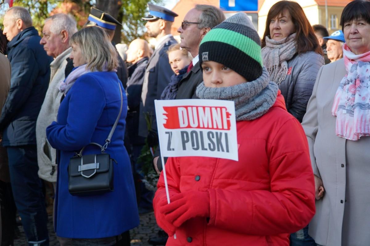 Bolesławiec świętował 101 rocznicę odzyskania przez Polskę niepodległości
