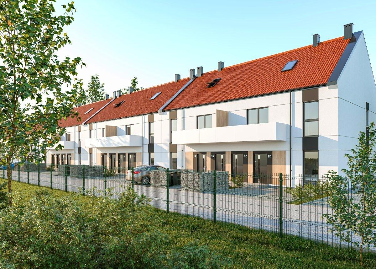 Nadrzeczna 2: Najchętniej kupowane mieszkania z ogrodami w Bolesławcu