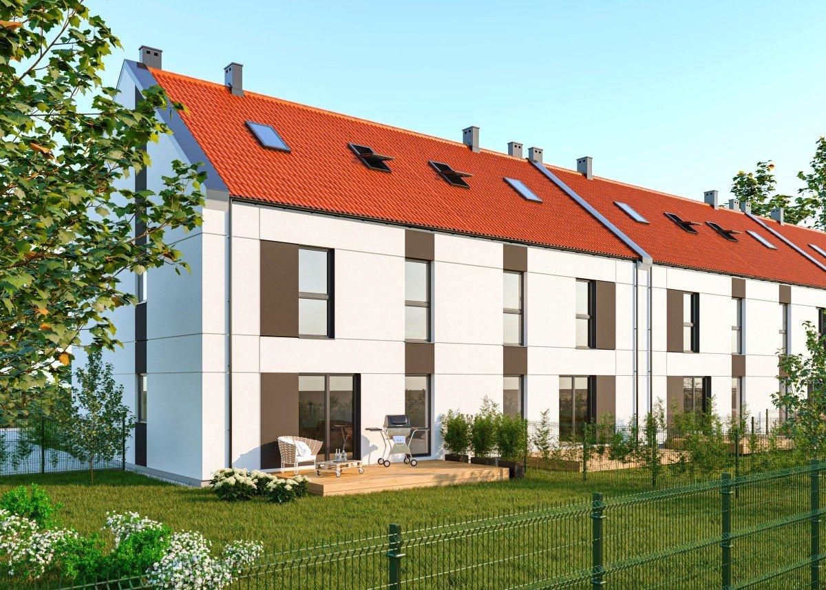 Nadrzeczna 2: Najchętniej kupowane mieszkania z ogrodami