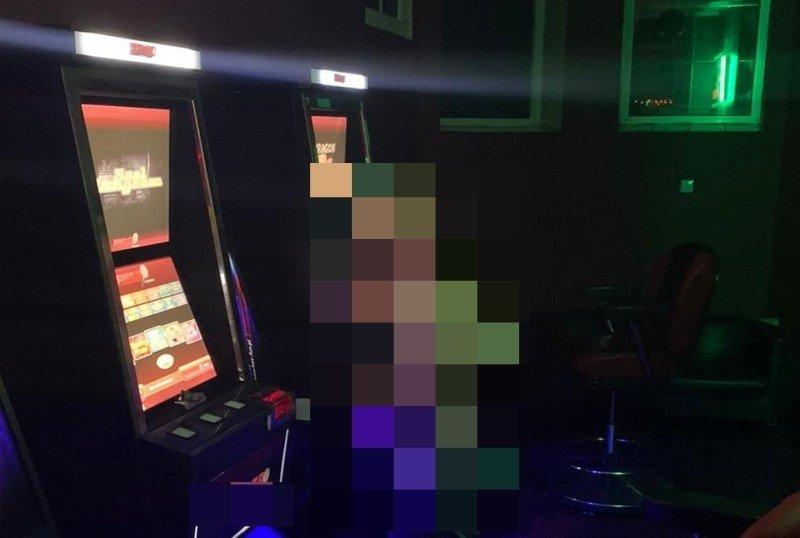 Nielegalne automaty