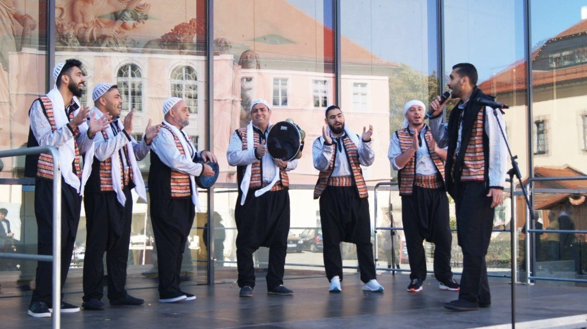Grupa Syryjska – występ w ramach Tygodnia Kultur w Powiecie Bautzen 22.09.2019