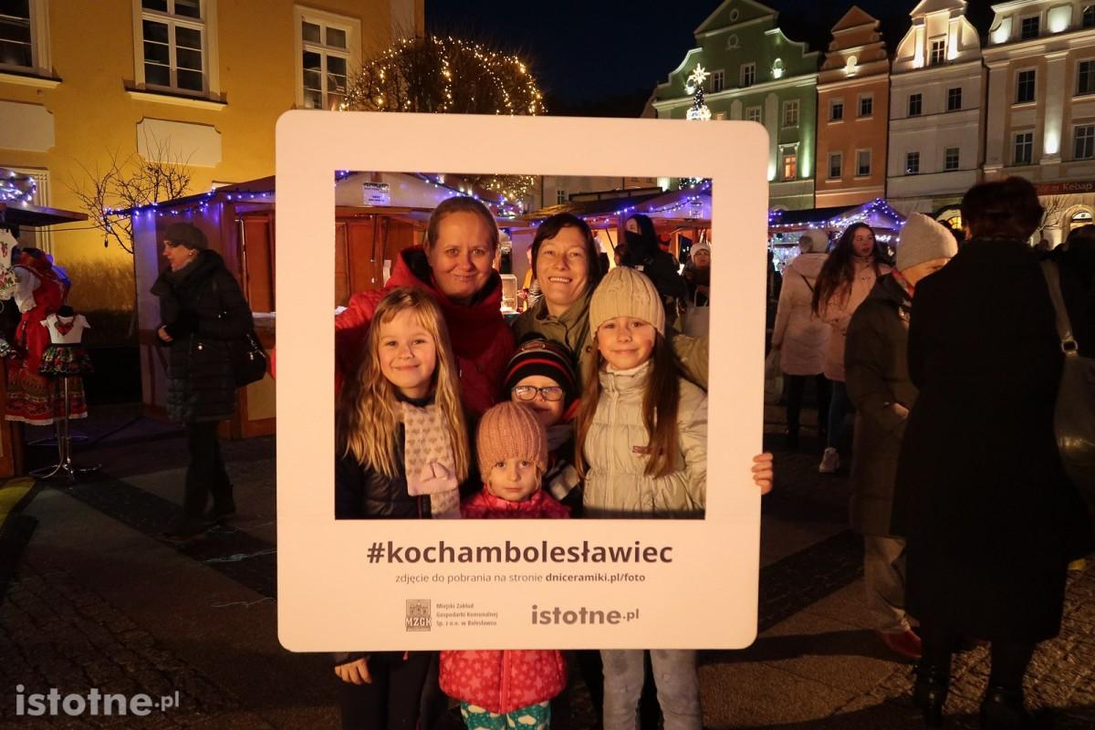Akcja #kochambolesławiec na Gwiazdce Życzliwości 2019