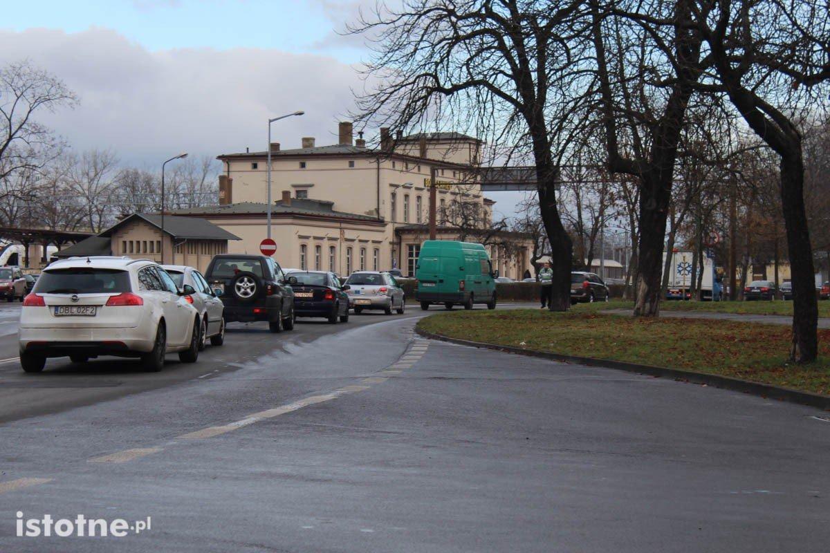 Korki w Bolesławcu
