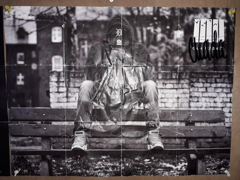 Pasjonat hip-hopu i wielki fan Chady przygotowuje debiutancką płytę