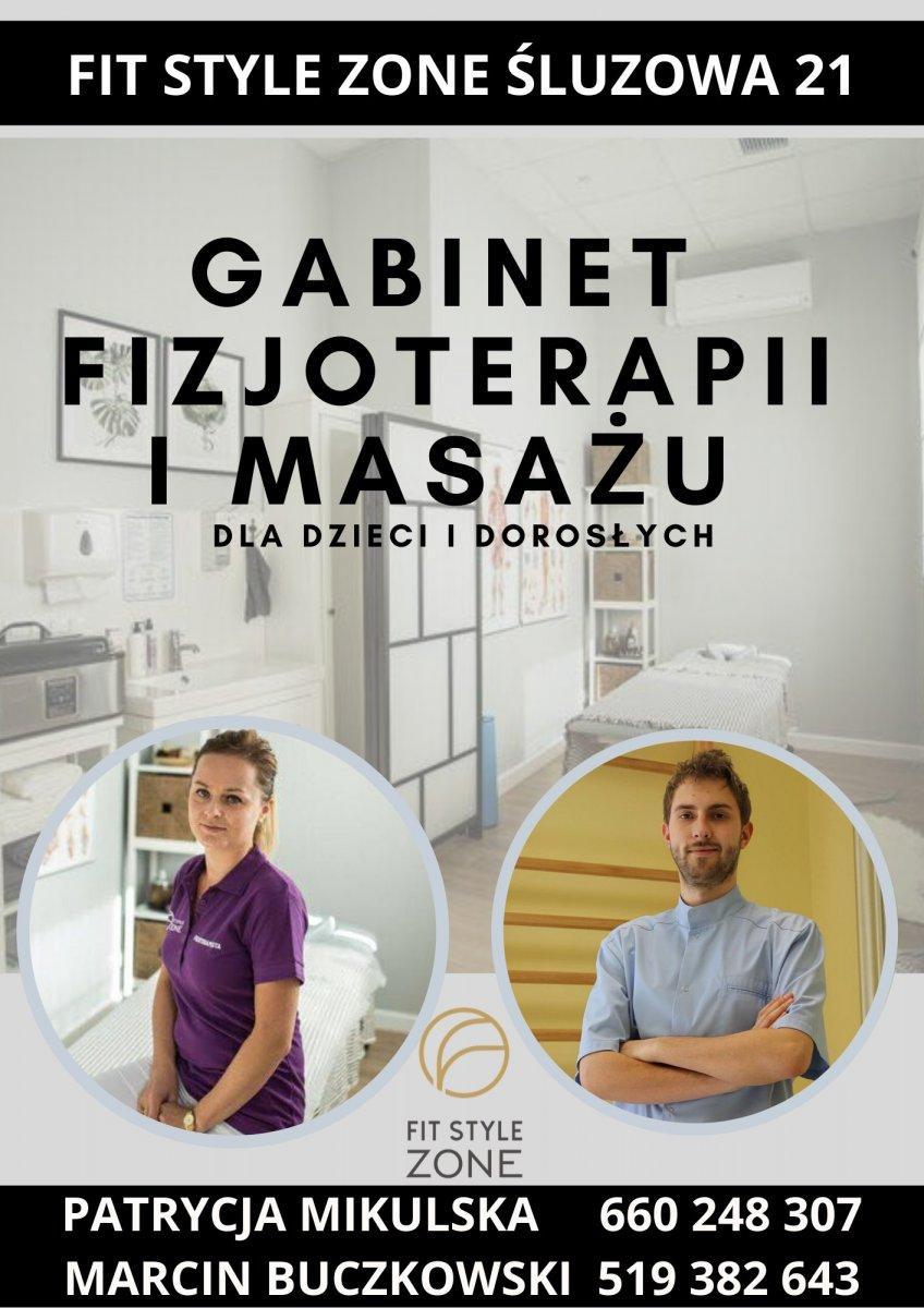 Gabinet masażu Fit Style Zone