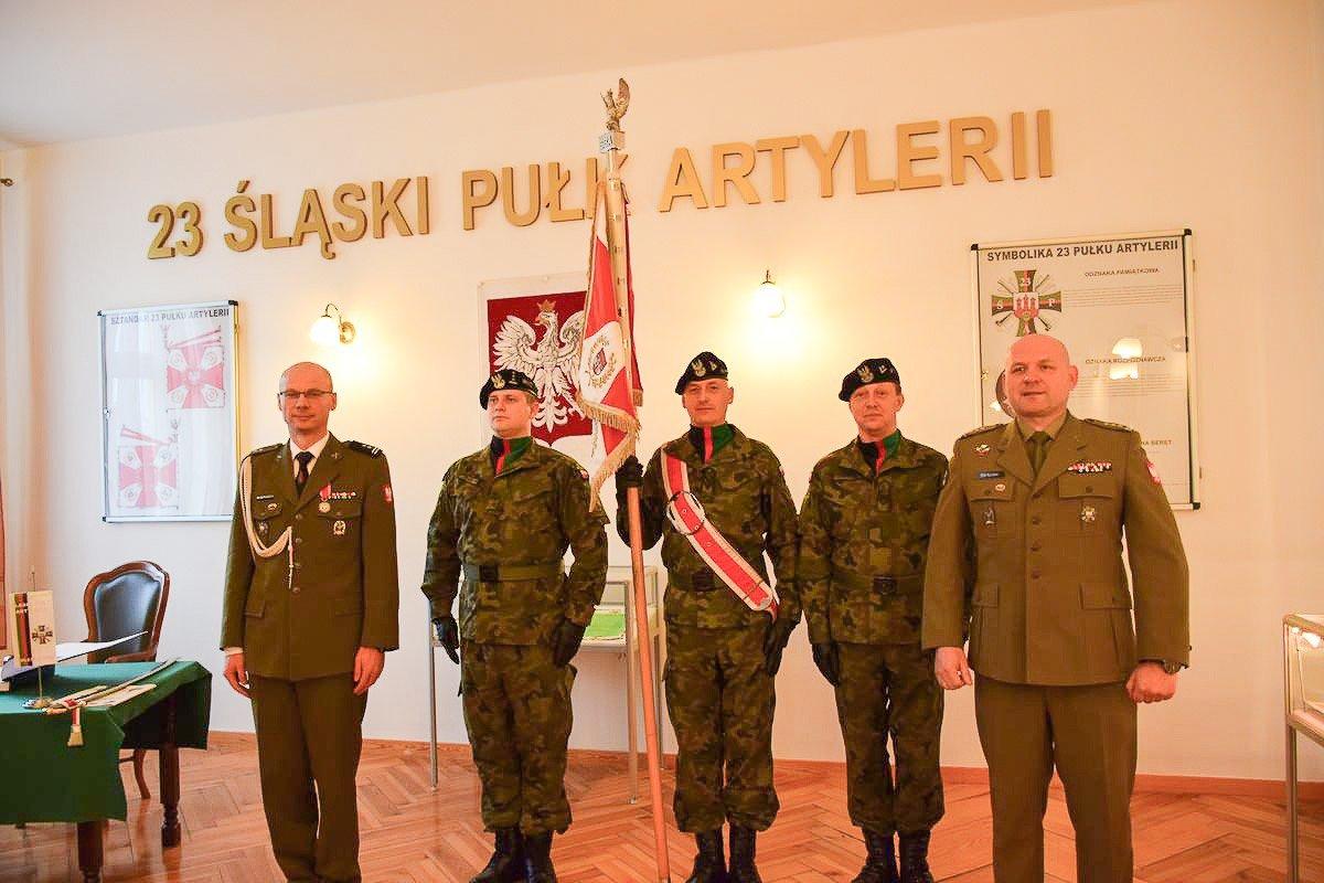 Pożegnali artylerzystę – ppłk. Piotra Kobyłeckiego