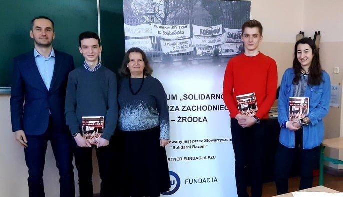 Ogólnopolski projekt badawczy z udziałem uczniów I LO w Bolesławcu
