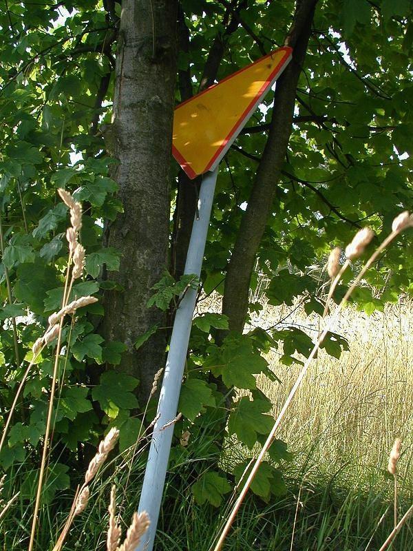 Wandale grasują w gminie Bolesławiec. Wyrywają ławki, niszczą znaki
