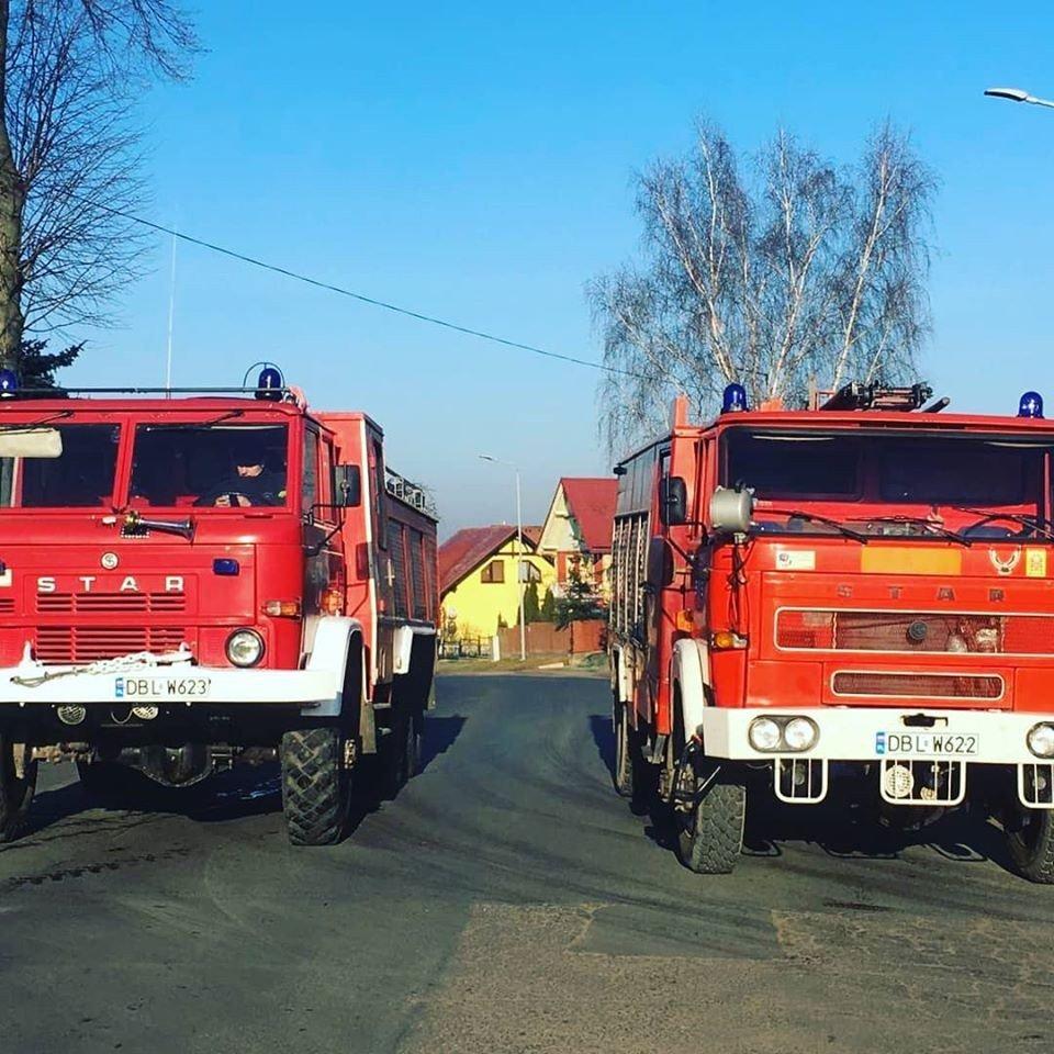 Akcja służb w Nowogrodźcu zakończona. Saperzy usunęli zagrożenie