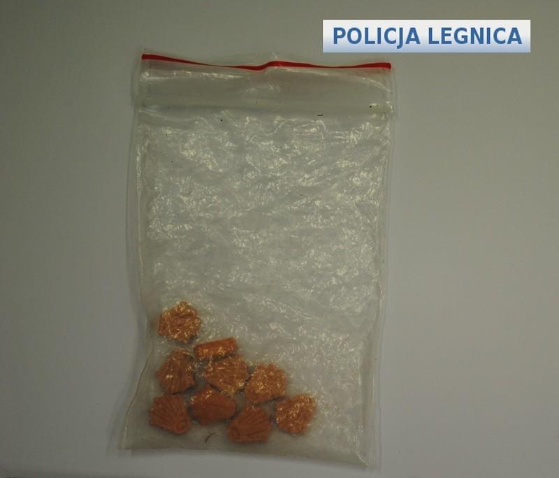 19-latek wpadł z dużą ilością narkotyków