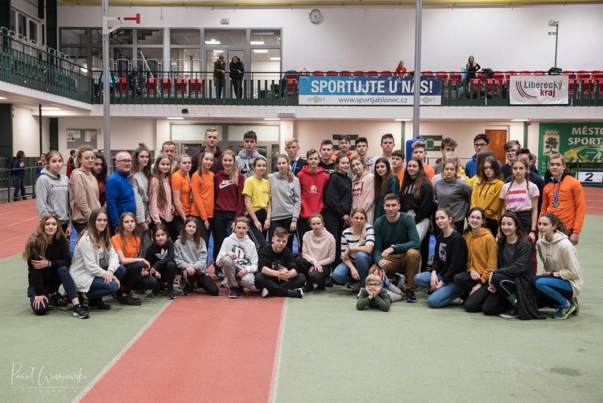Lekkoatleci z Bolesłavii z 13 medalami