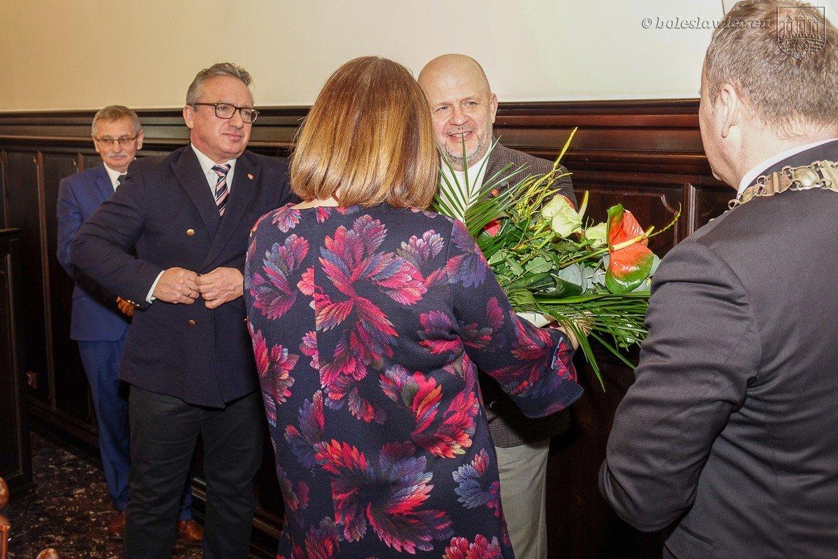 Podziękowali Kornelowi Filipowiczowi za kompetencje, wrażliwość i empatię
