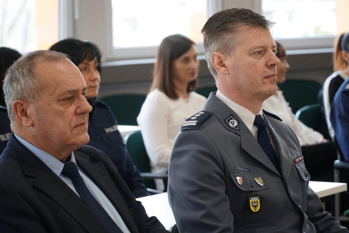 Policjanci: podsumowanie roku służby