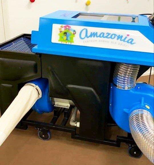 Maszyna do czyszczenia kulek