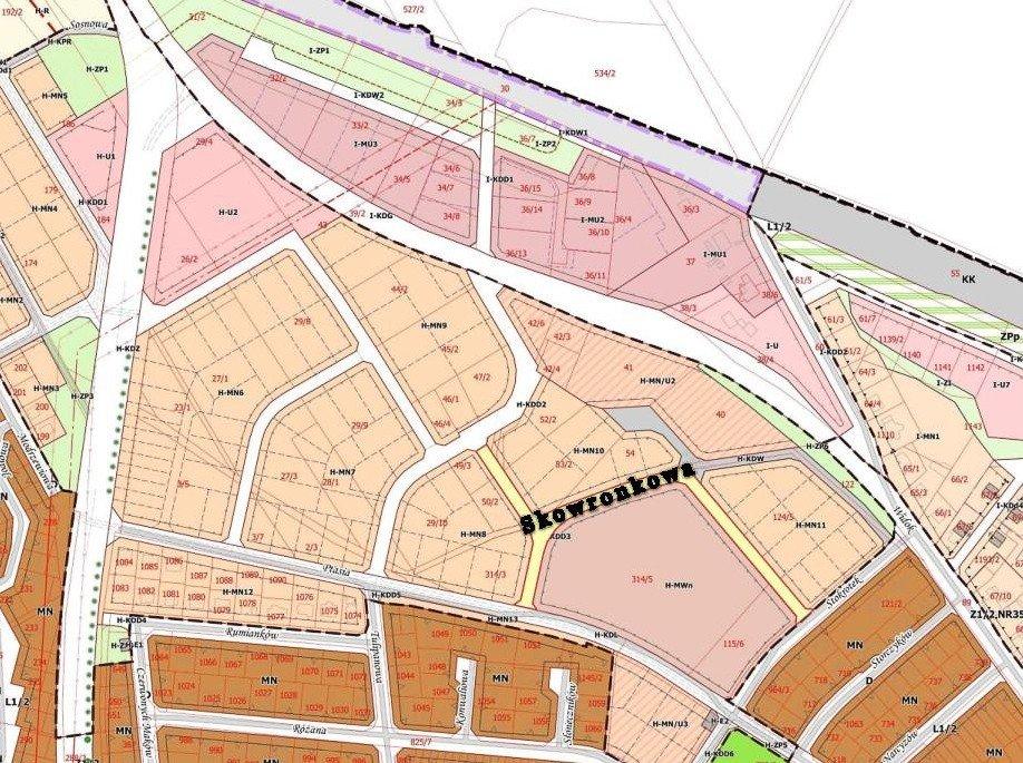 Nowe ulice w Bolesławcu