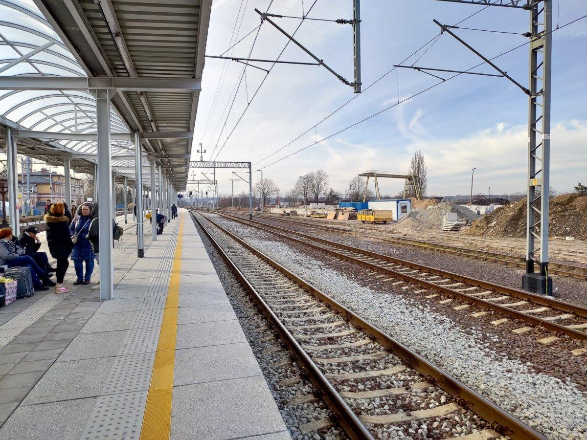 Dworzec PKP w Bolesławcu