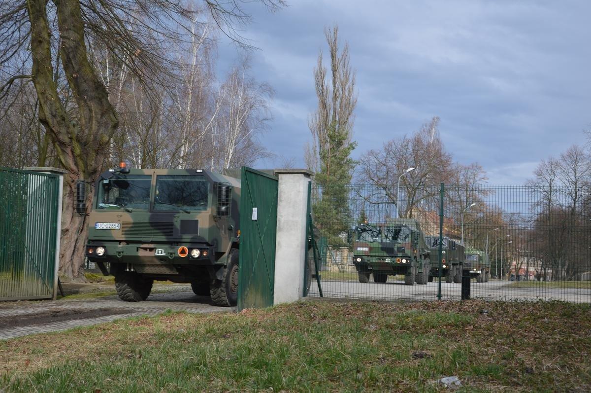 Poligonowe zmagania artylerzystów rozpoczęte