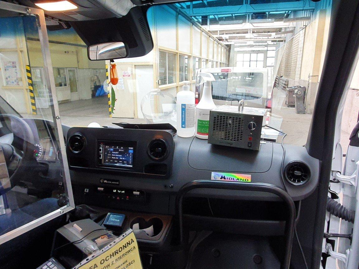 Bezpiecznie w autobusach PKS Bolesławiec