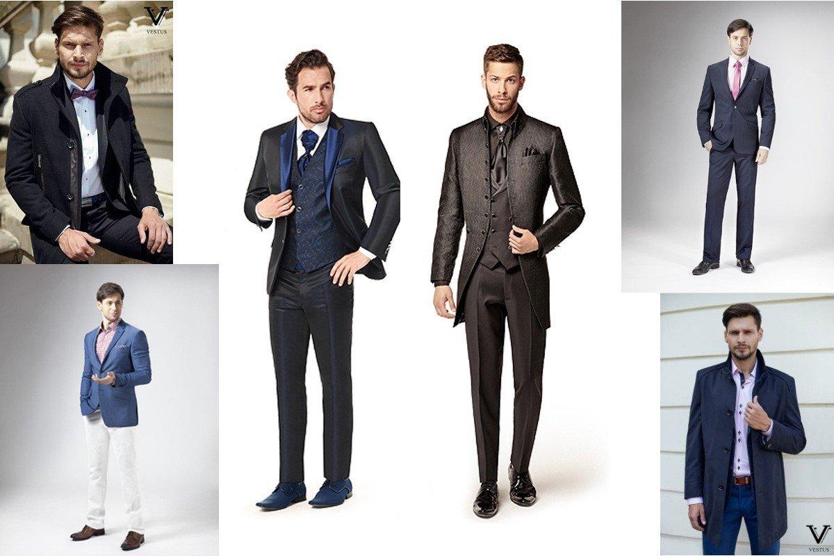 Wizytowa odzież - wyprzedaż po cenach producenta