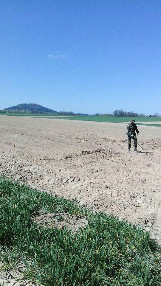 Akcja saperów z Patrolu Rozminowania nr 23 (23 Śląski Pułk Artylerii w Bolesławcu) w powiecie złotoryjskim