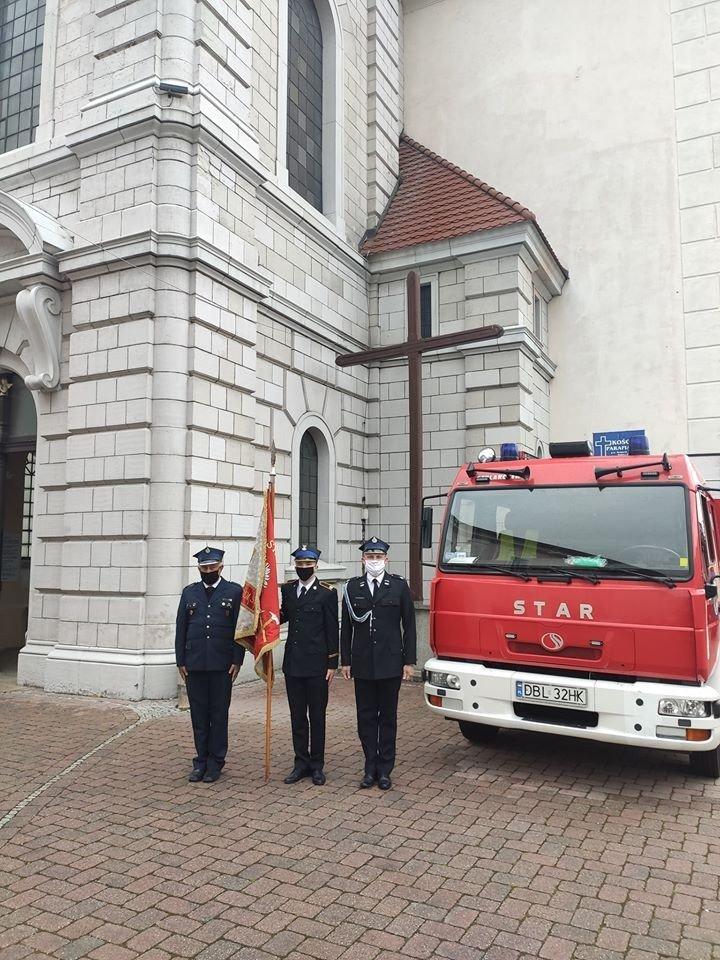 Obchody Międzynarodowego Dnia Strażaka w Nowogrodźcu (powiat bolesławiecki)