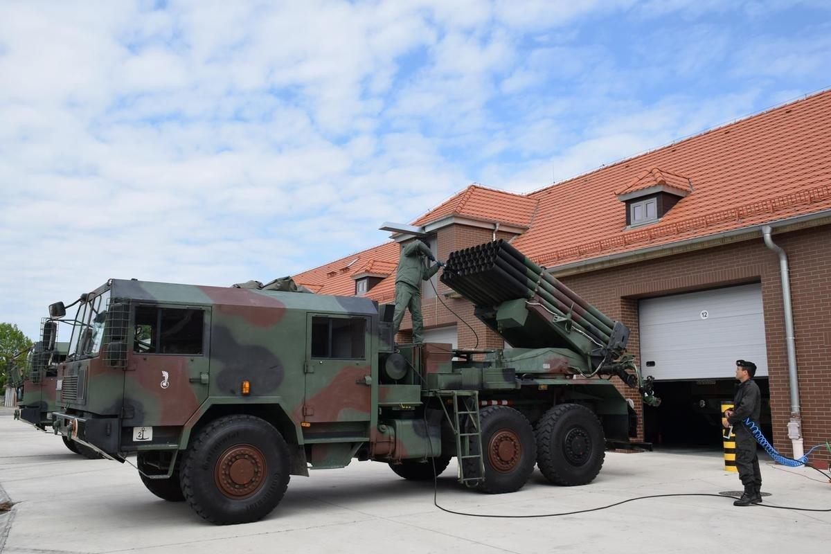 Bolesławieccy artylerzyści w gotowości technicznej