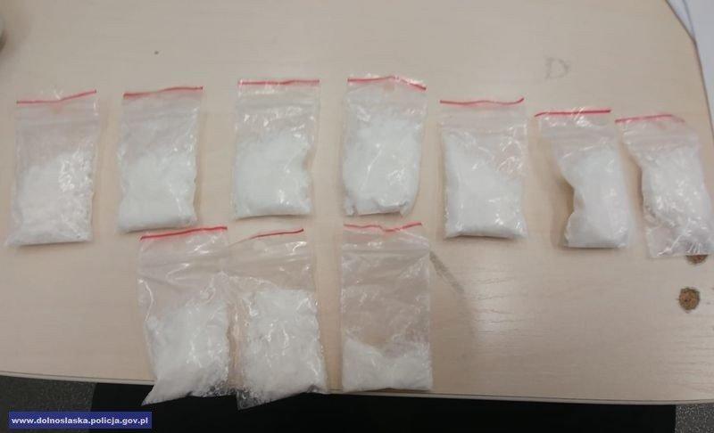 Narkotyki i podejrzani