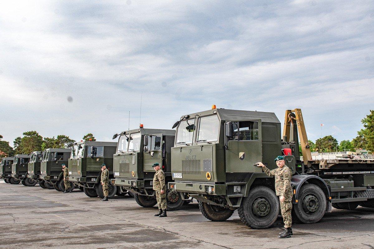 Karakal-20 z udziałem pancerniaków ze Świętoszowa
