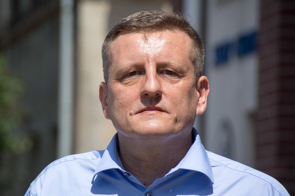 Sławomir Bednarczyk, prezes firmy Vena z siedzibą w Brzegu