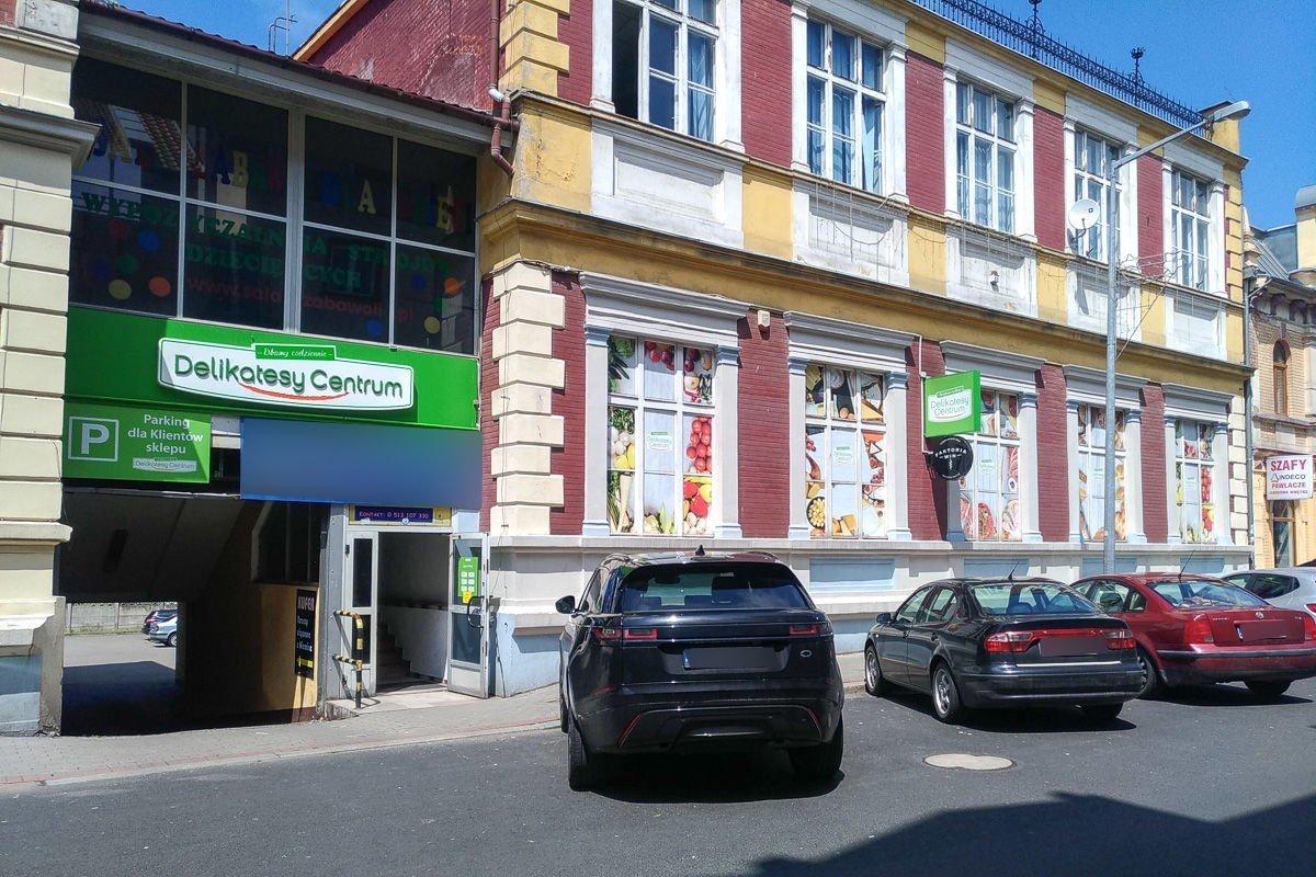 Ulica Mickiewicza w Bolesławcu