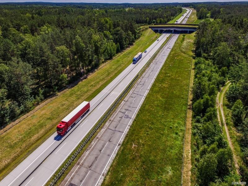 DK18 staje się autostradą