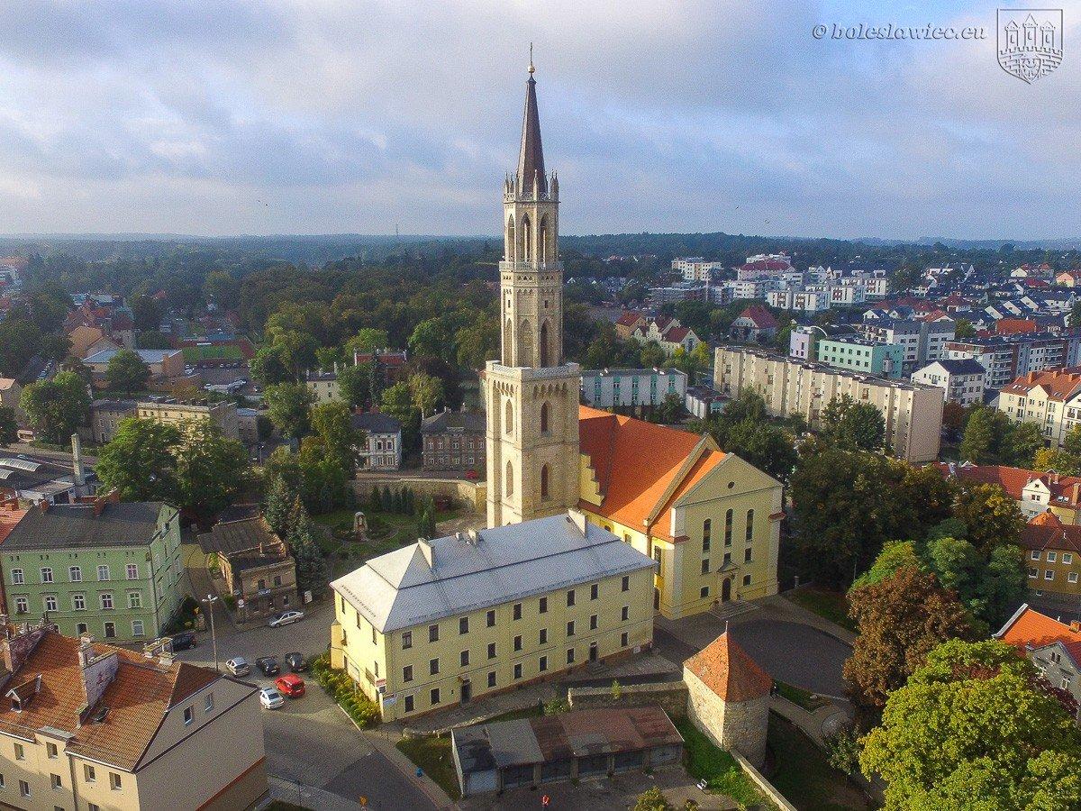 Jubileusz Parafiii Matki Bożej Nieustającej Pomocy w Bolesławcu