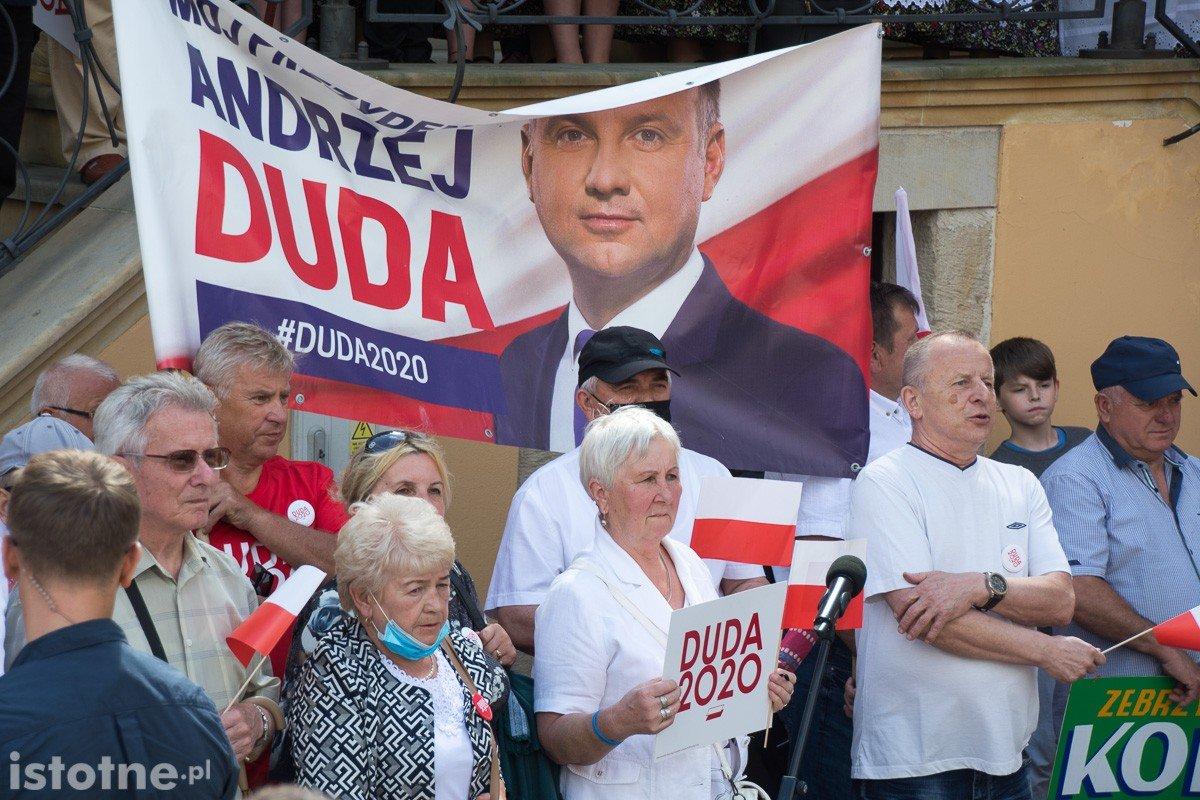 Prezydent RP Andrzej Duda w Bolesławcu