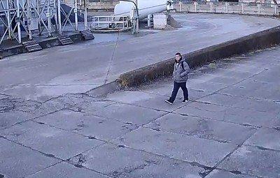 Mężczyzna podejrzewany o kradzież i spowodowanie ogromnych strat