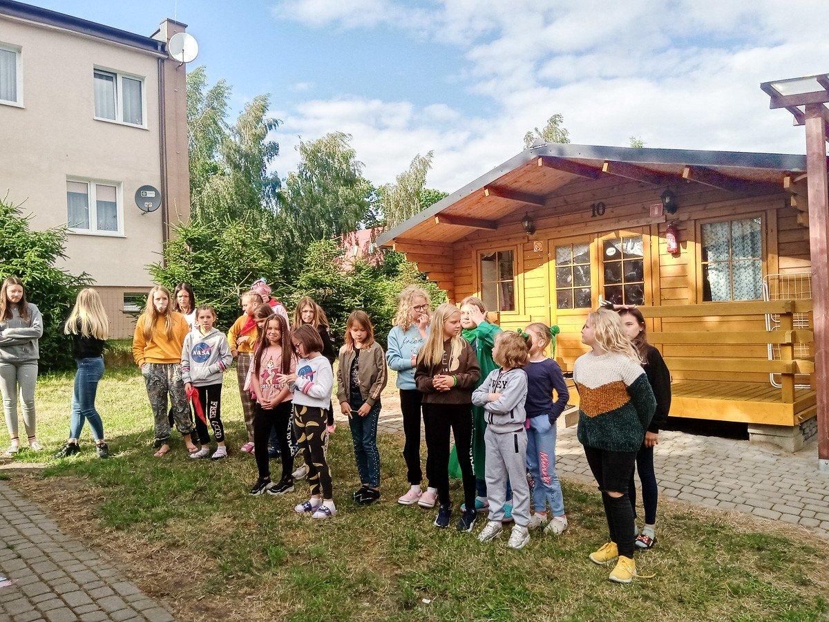 TPD: Kolonie w Jarosławcu