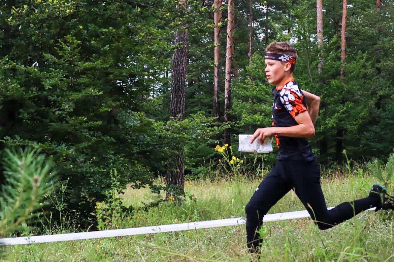 Biegacze z Orientpark.pl Iwiny z trzema medalami
