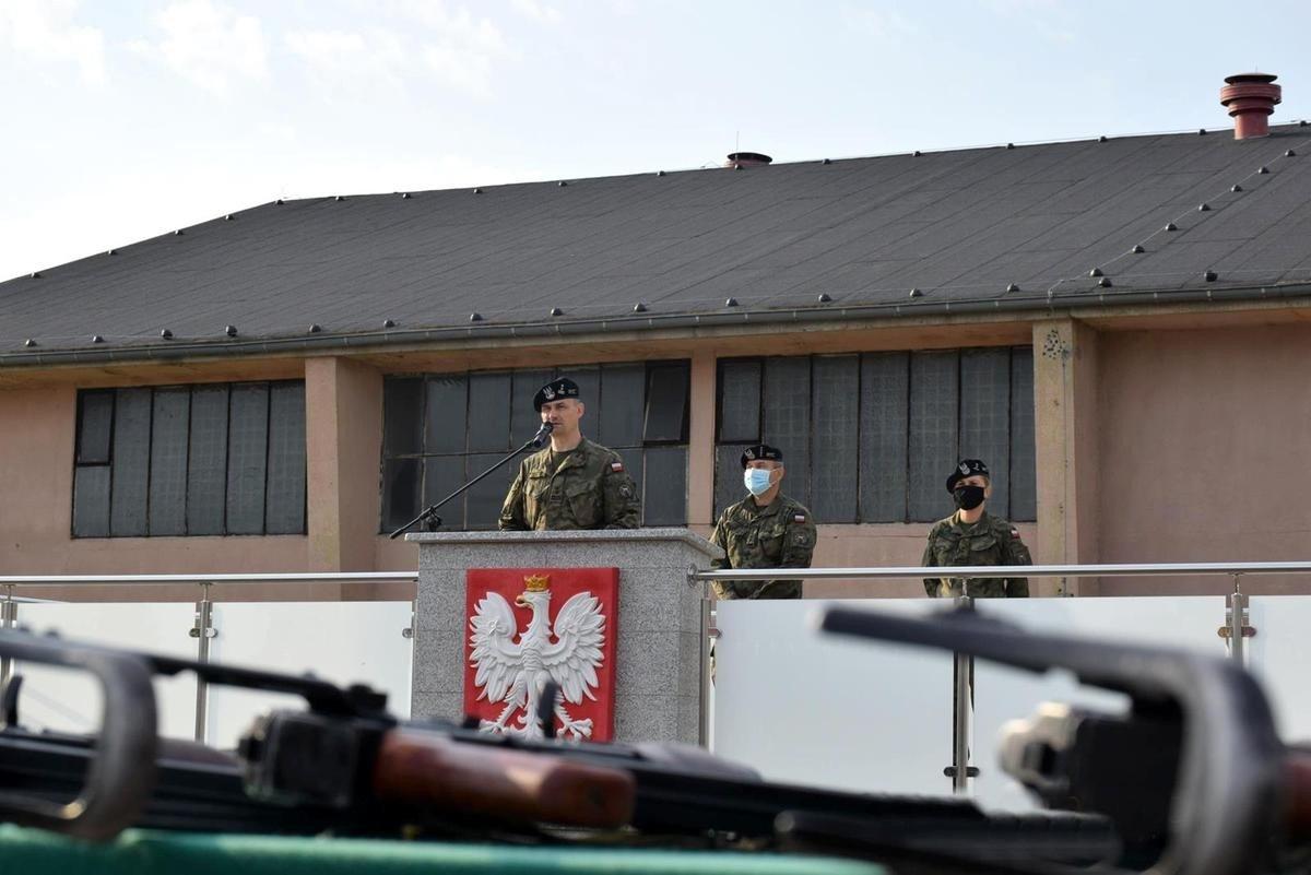 Ponad 200 studentów-ochotników szkoli się w bolesławieckiej jednostce