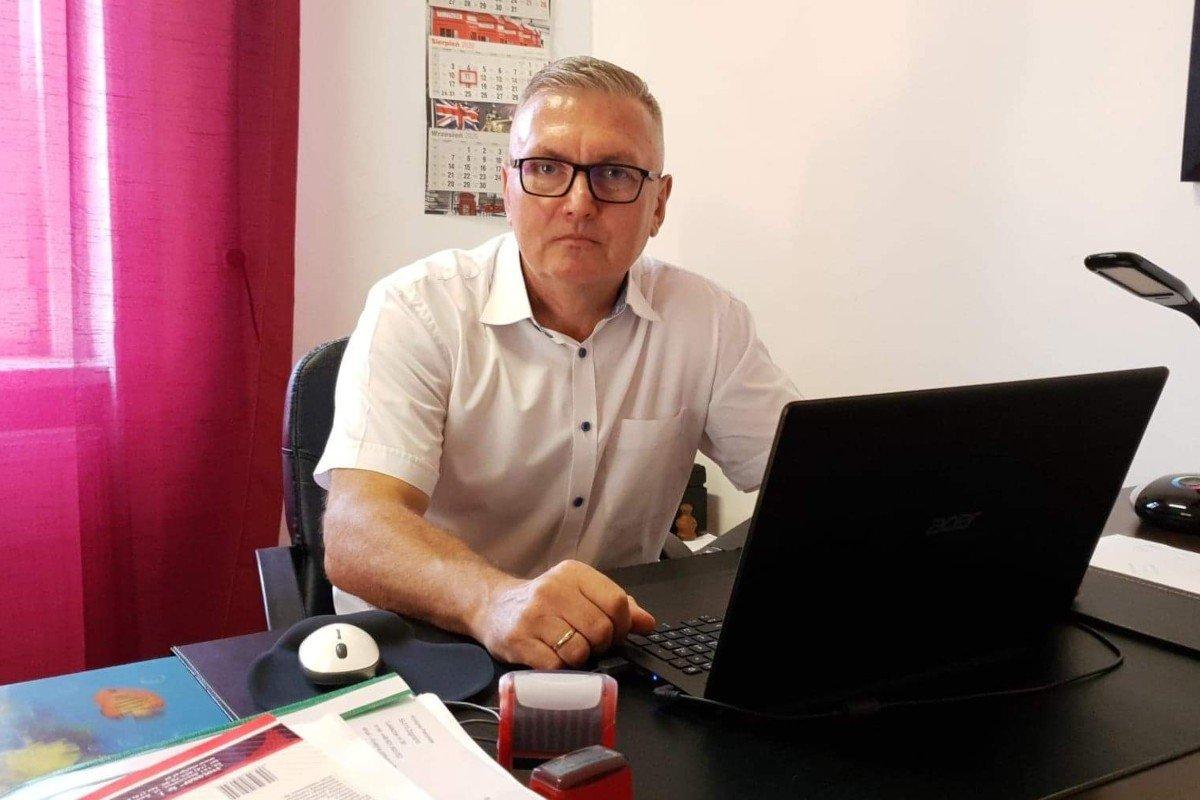 Mecenas Jacek Kurcio