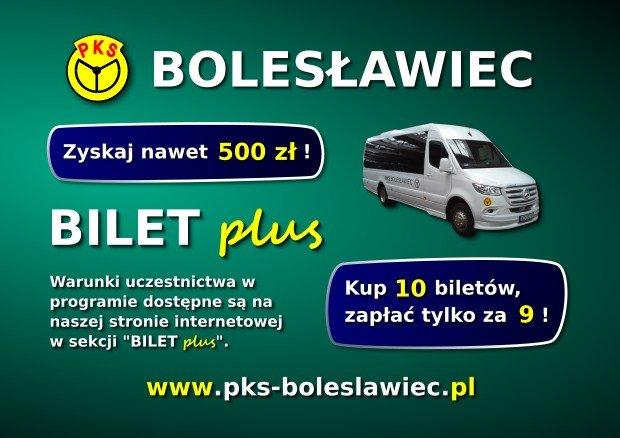 Baner PKS Bolesławiec