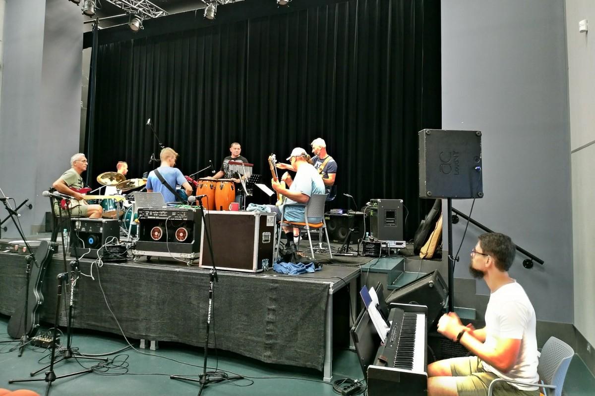 Polsko-muzyczne warsztaty w BOK - MCC