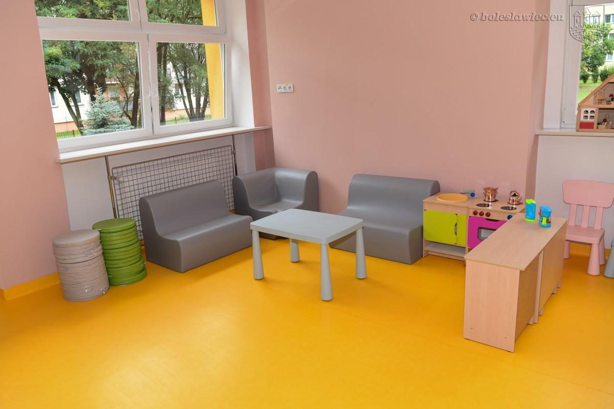 Zmiany w Miejskim Przedszkolu Publicznym w Bolesławcu