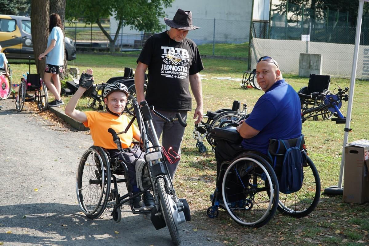 Spartakiada osób niepełnosprawnych w Bolesławcu