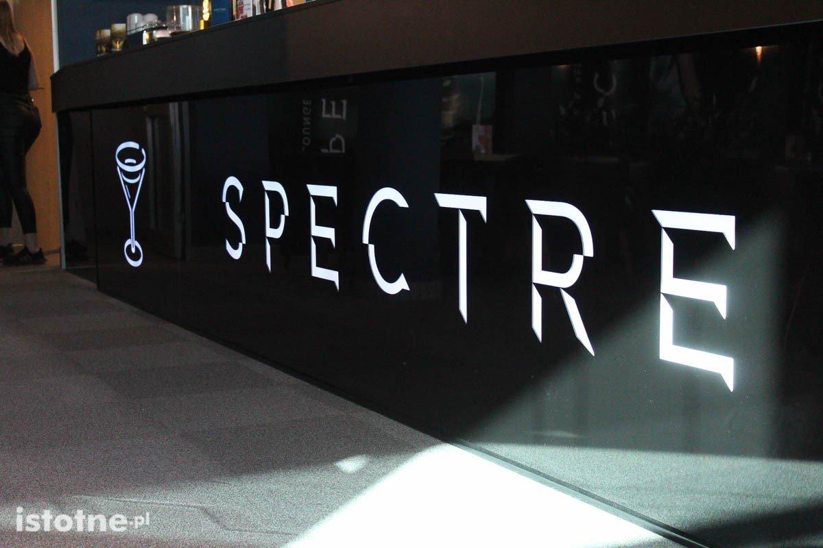 Restauracja Spectre już otwarta