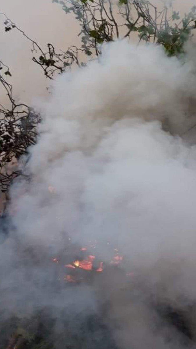 Kolejny pożar w nowogrodzieckiej klinkierni