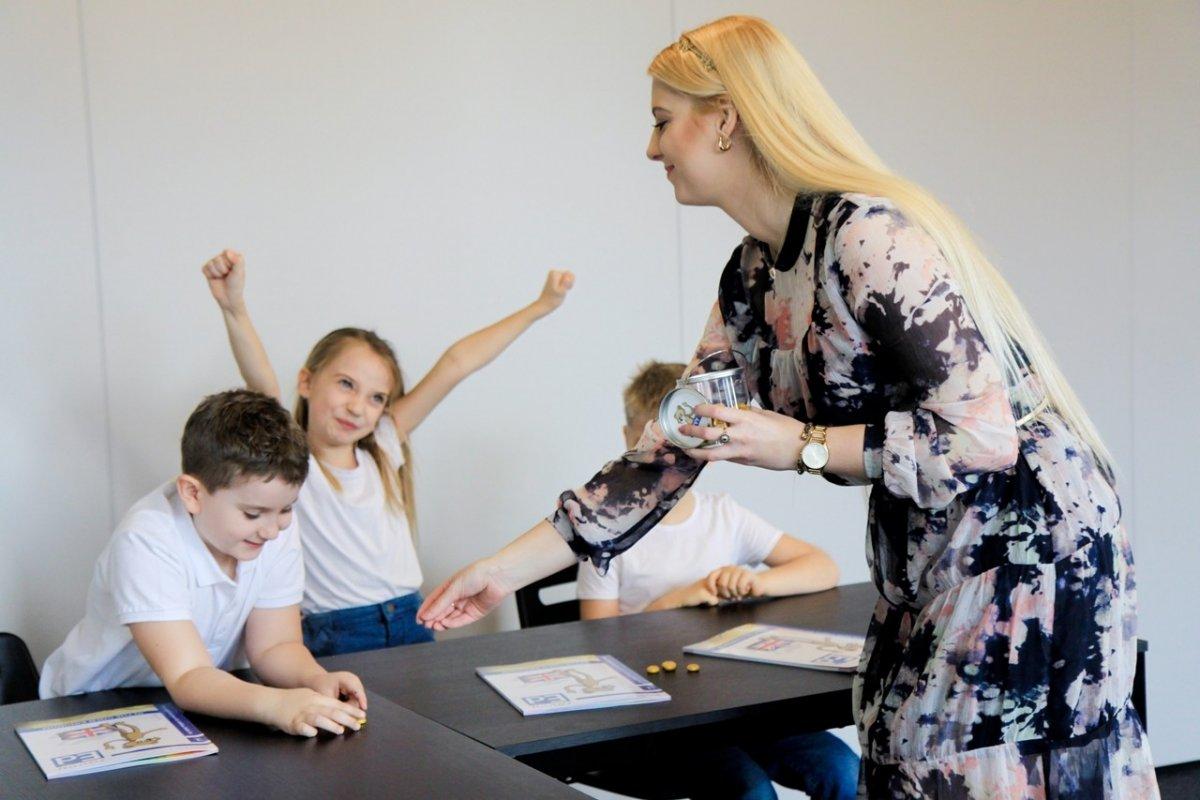 Zajęcia językowe w szkole